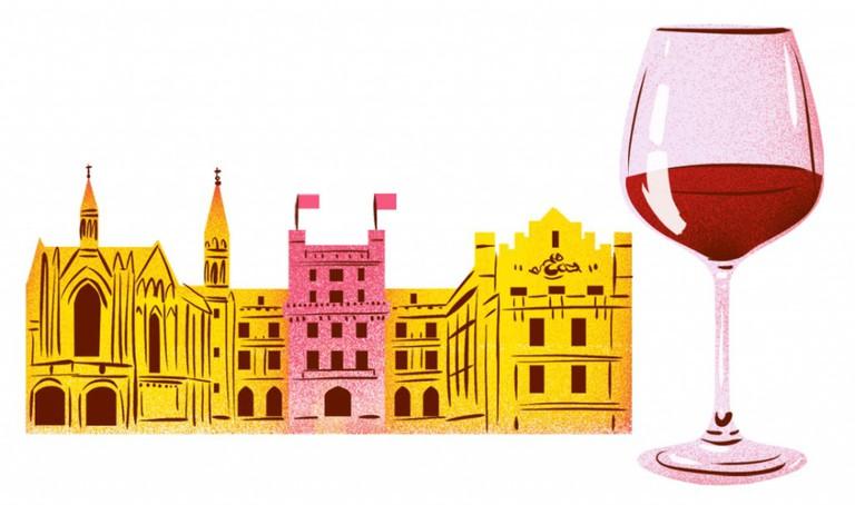 Moravian wine | © Eating Prague Tours