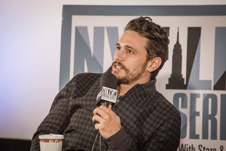 James Franco © Bridget Laudien/Wikipedia