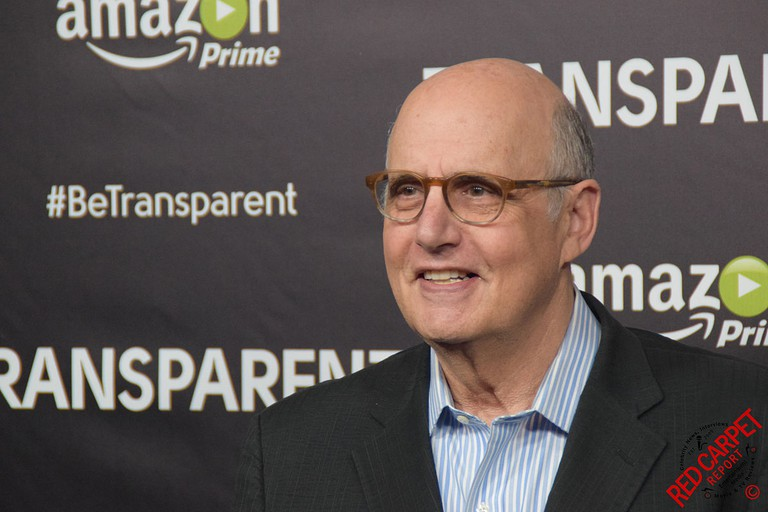 Jeffrey Tambor © Red Carpet Report on Mingle Media TV/Wikipedia