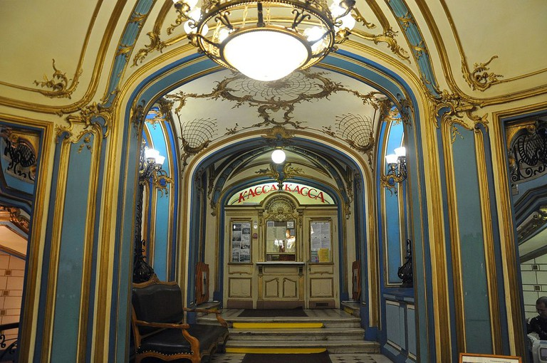 Sandunovskiye Baths | ©Jaimrsilva/WikiCommons