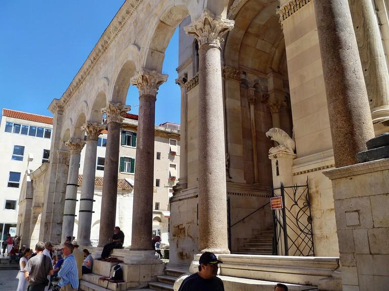 Diocletian's Palace   © JoJan/WikimediaCommons