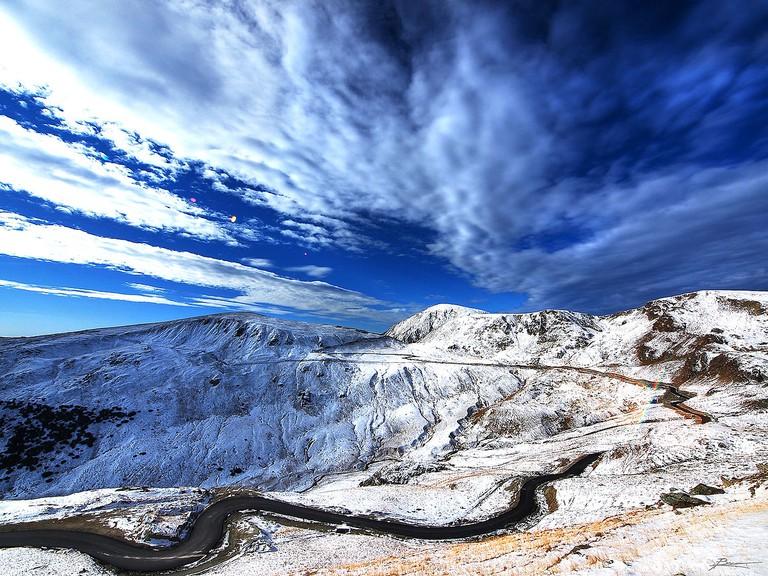 Transalpina Road | © paul bica/WikiCommons