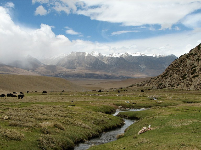 Yangpachen Valley | ©Mckaysavage/WikiCommons