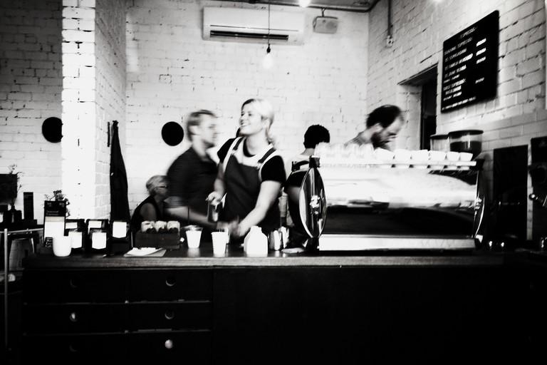 Market Lane Coffee (C) Derek Midgley/Flickr