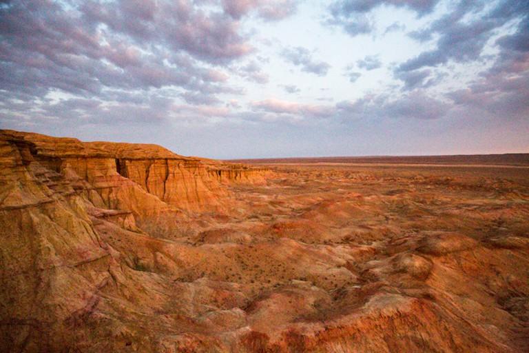 Gobi Desert | © sunriseOdyssey/Flickr