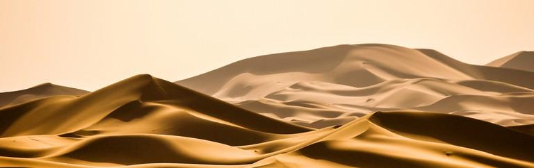 Sahara Desert, Morocco | © Thomas Maluck/Flickr