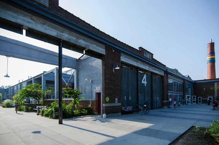 ArtScape Wychwood Barns | © Jeff Hitchcock/Flickr