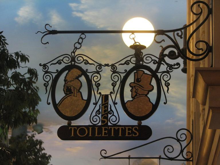 Toilettes | © FiL6000/Flickr