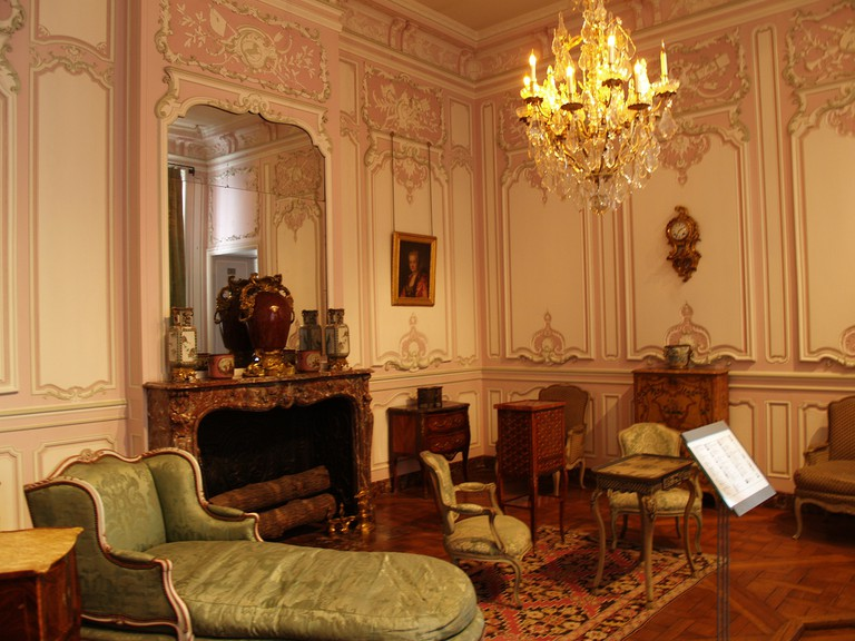 Louis XV's room | ©Ernest McGray /Flickr