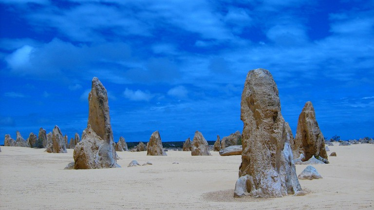 Pinnacles Desert | © Mark Ireland/Flickr