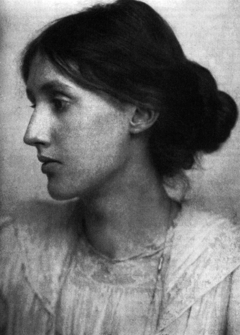 Virginia Woolf   © tara hunt/Flickr