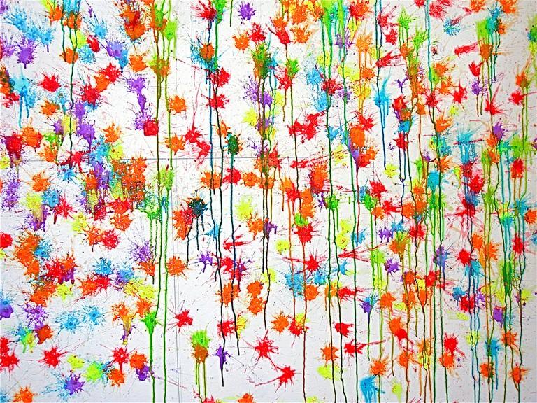 paintball art   ©Lori Ho/flickr