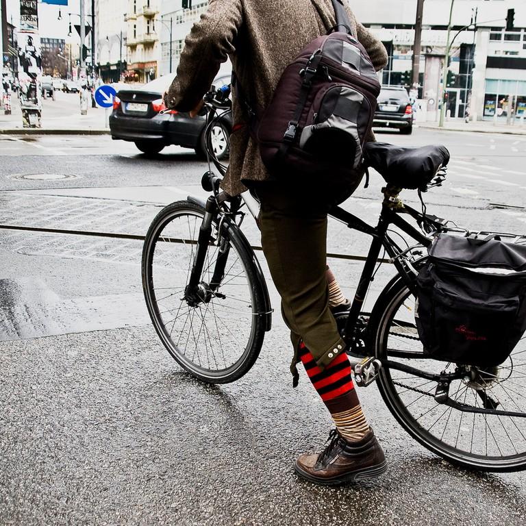 Berlin biking style   © Katri / Flickr