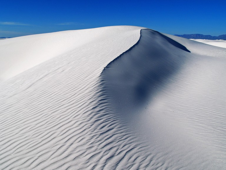 White Sands National Monument | © Pinchof 2.0/Flickr