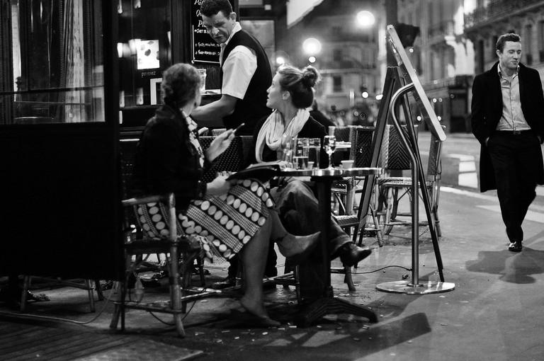 Parisian Café | © Zdenko Zivkovic/Flickr