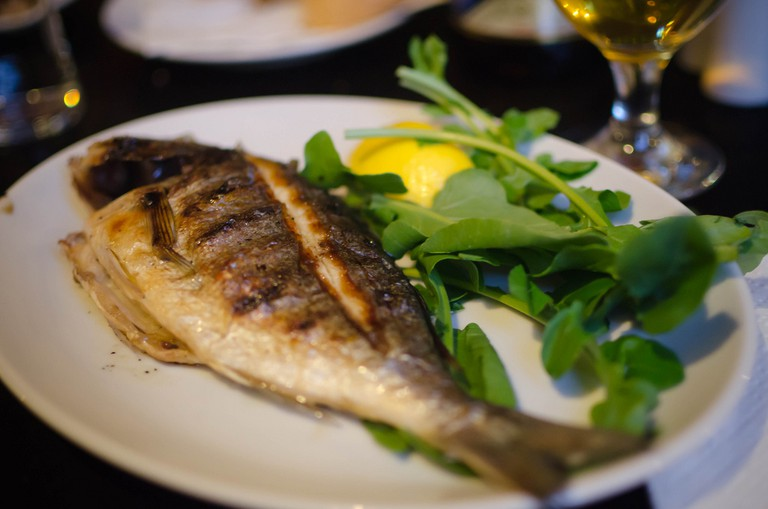 A fresh grilled fish dish | Scott Dexter/Flickr