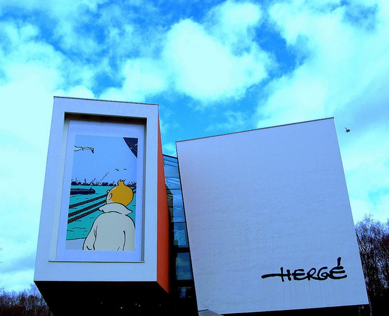 Hergé Museum | Soham Banerjee/Flickr