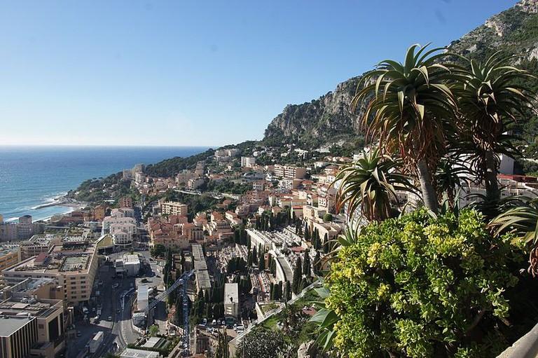Monaco was home to friend Princess Grace © Zbigniew Bosek/ WikiCommons