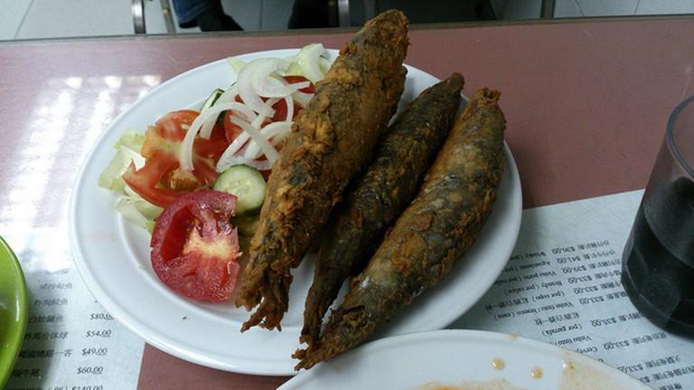 Fried sardines | © Masayuki (Yuki) Kawagishi/Flickr