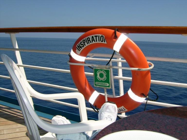 Cruise | ©Don Richards/flickr