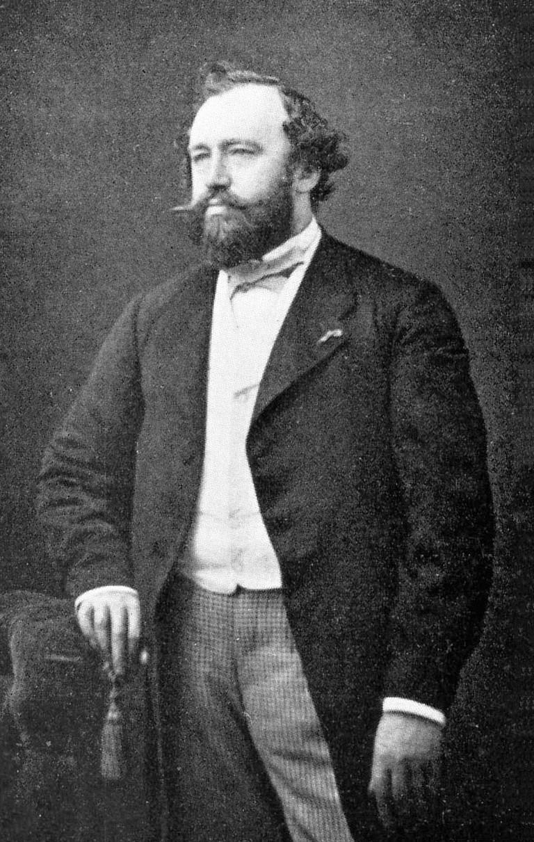 Adolphe Sax | WikiCommons