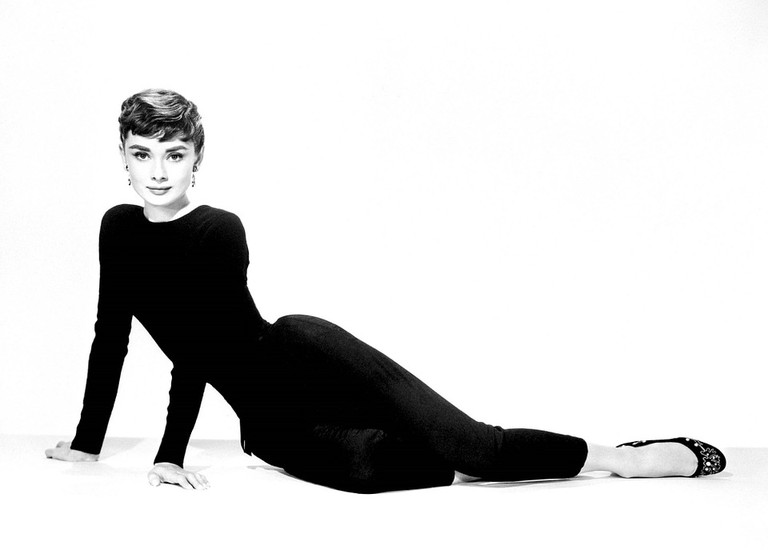 Audrey, an icon of style and grace with Belgian roots   © Pixabay