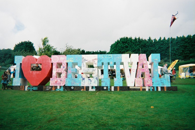 Bestival 2008 Robin Hill Country Park | © Incrediblehunk/WikiCommons