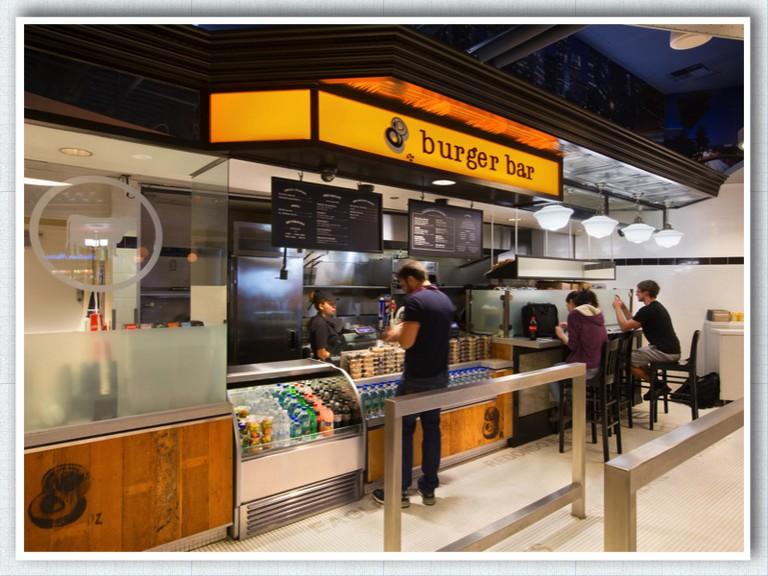 Photo courtesy of 8oz Burger Bar
