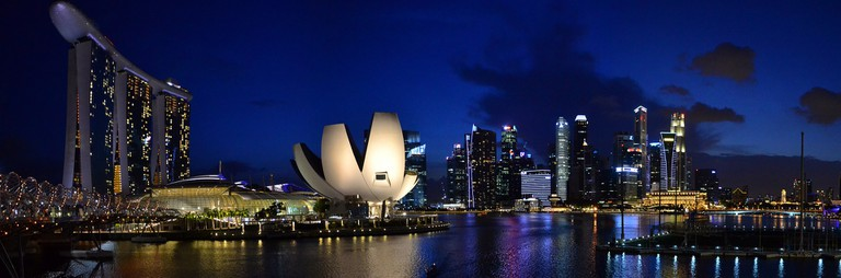Singapore City | ©Pexels/Pixabay