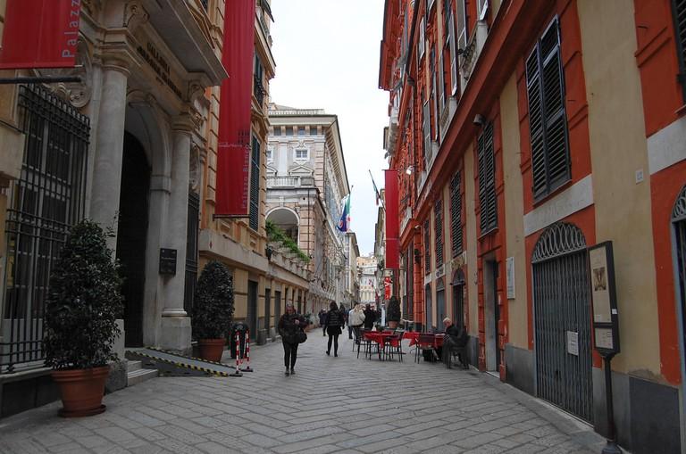 Via Garibaldi © Pia Staigmueller
