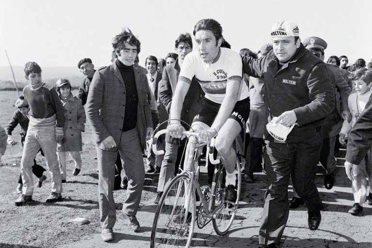 Eddy Merckx in his prime, 1971 | © ktk17028 / Flickr