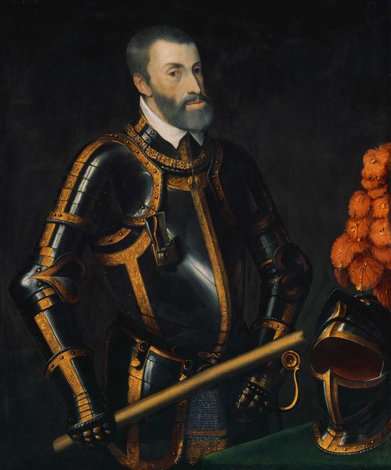 Charles V |© Titian/WikiCommons