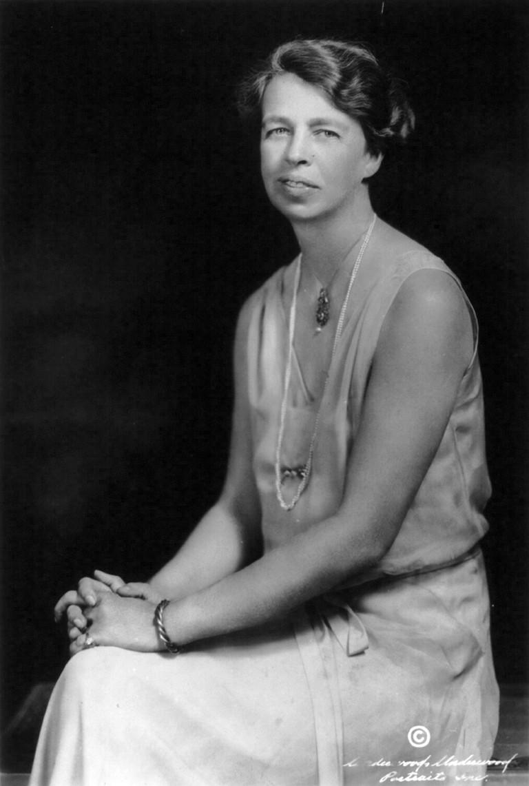 Eleanor Roosevelt cph.3b16000 | © Underwood & Underwood/WikiCommons