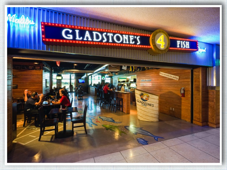 Photo courtesy of Gladstone's