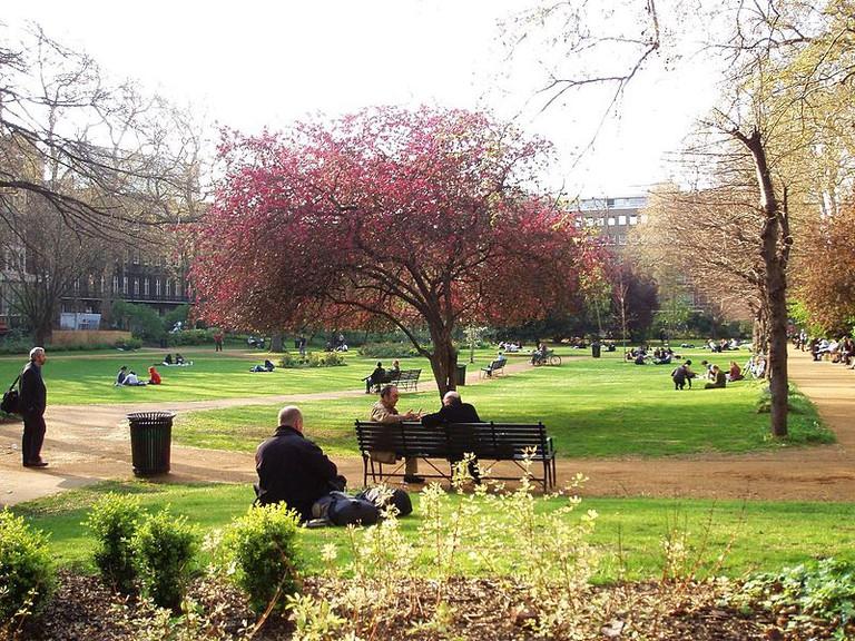 Gordon Square at Bloomsbury | © Ewan-M / WikiCommons