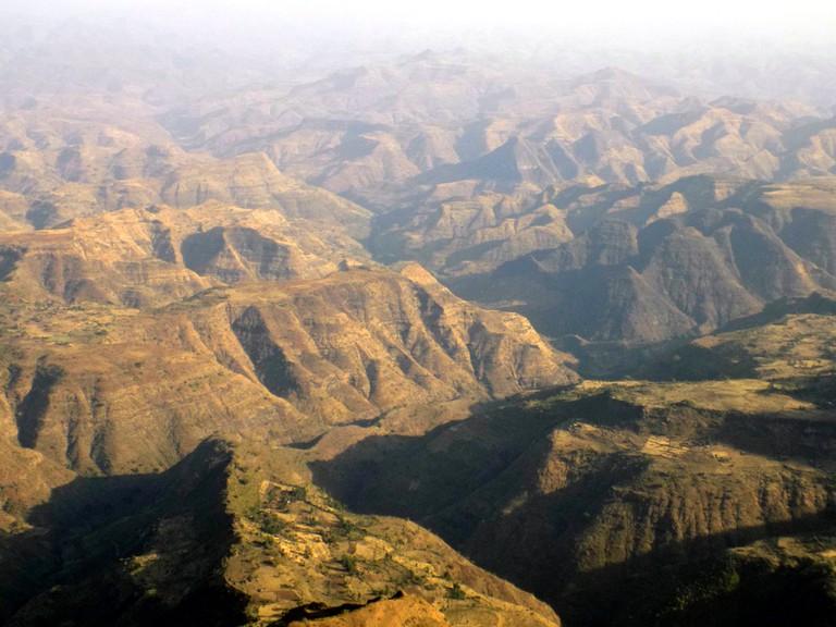 A View Across the Lower Peaks | Courtesy of Megan Iacobini de Fazio