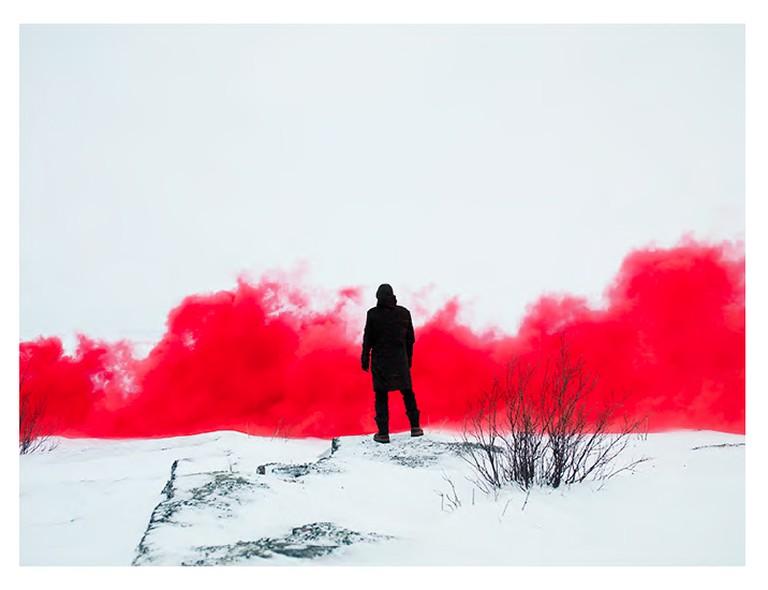 'Hyperborea', 2011, Digital Video & Sound, 45 Minutes | © Anton Ginzburg
