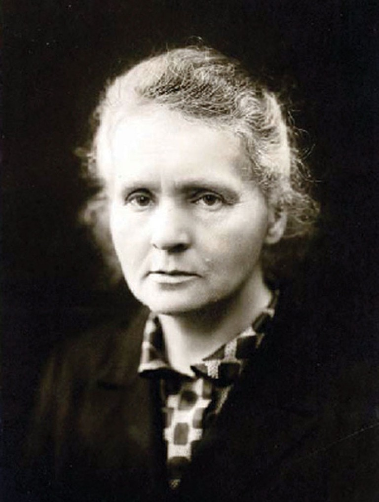 Marie Curie | © Unknown/WikiCommons