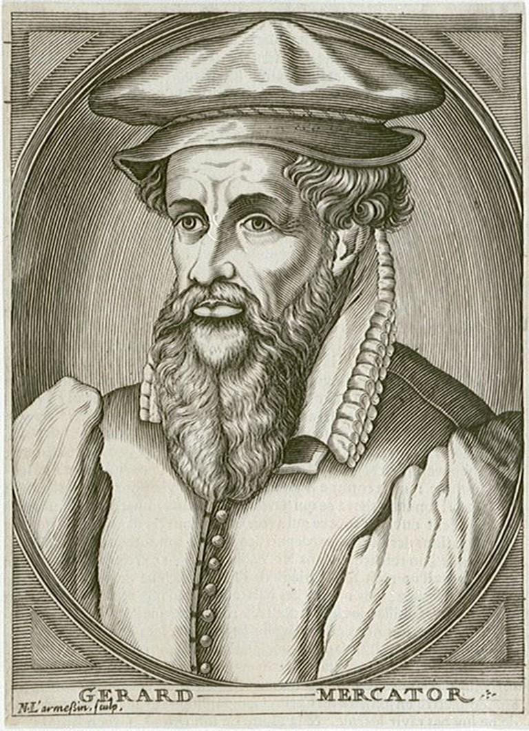 Gerardus Mercator | WikiCommons