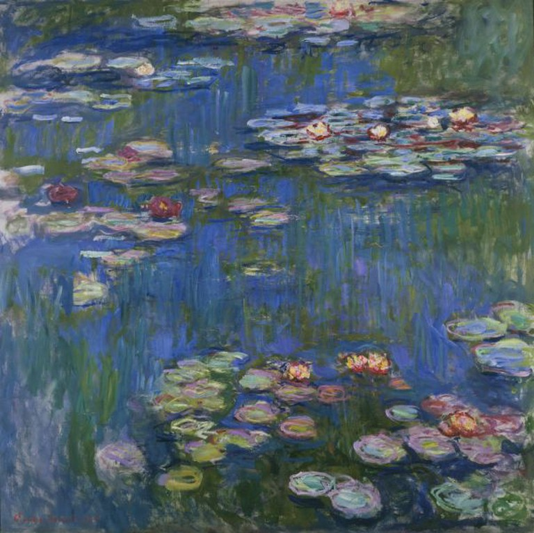 """""""Water Lilies"""" by Claude Monet 