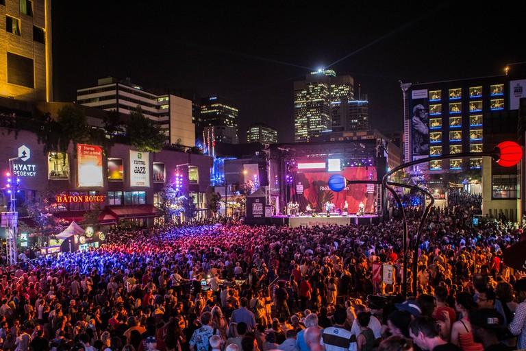 Montreal International Jazz Festival | Courtesy Montreal Jazz Festival/Photo by Marie Claire Denis