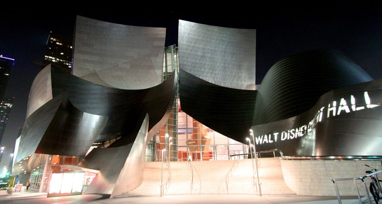 Music Center-Walt Disney Hall ©Prayitno / Flickr