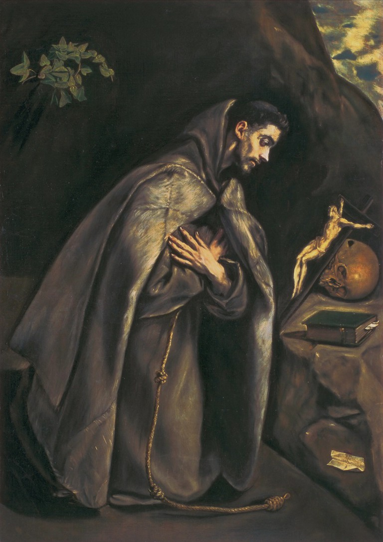 St Francis Venerating the Crucifix| © The AMICA Library/Wikimedia Commons