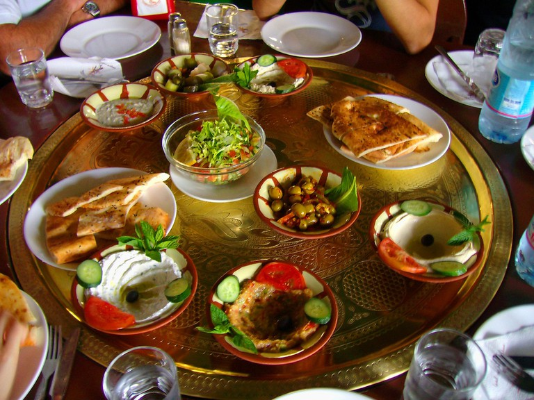 Traditional Turkish Meze | Unai Guerra/WikiCommons