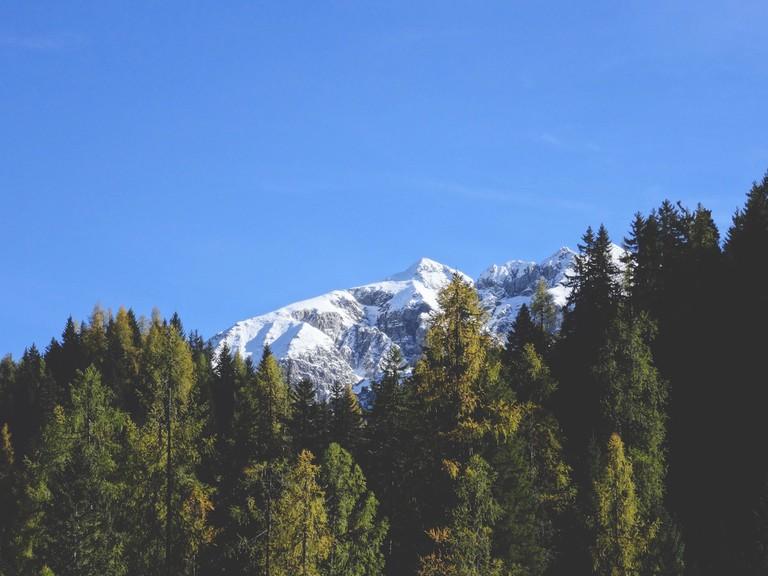 Austrian mountains | ©Georg Nietsch/Unsplash