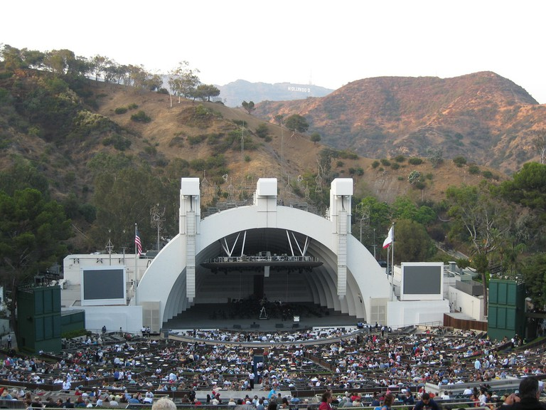 Hollywood Bowl © Ian D. Keating/Flickr