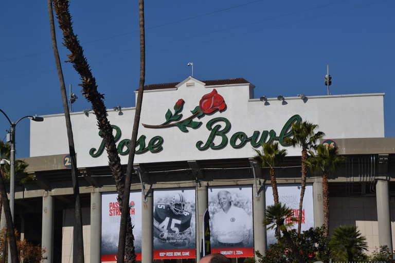 Rose Bowl © George Andrews/Flickr