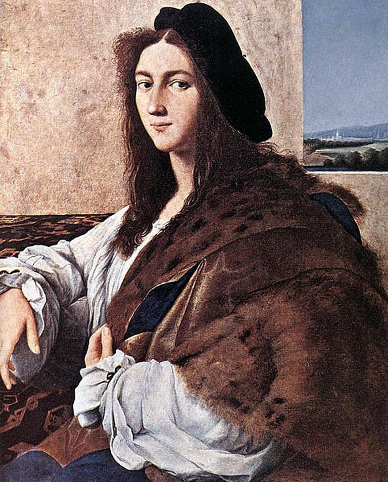 Raphael, Self Portrait of a Young Man, c1510 | (c) Algotr/WikiCommons