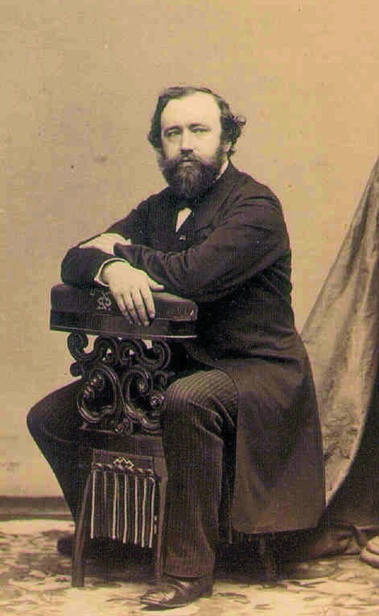 Adolphe Sax  Public Domain/Wikimedia Commons