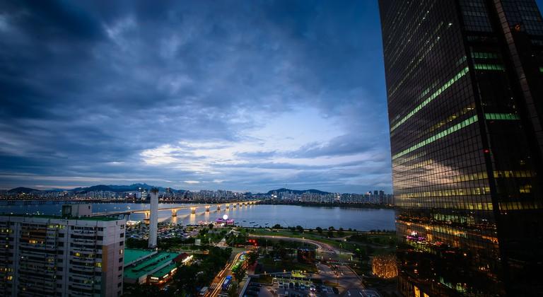 Seoul | ©ssalae/Pixabay